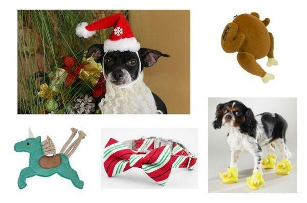 10 Bas de Noël pour votre chien