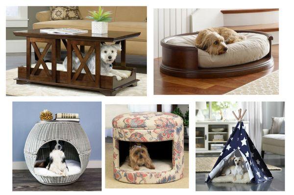 12 Morceaux de meubles pour animaux de compagnie fonctionnels et fabuleux