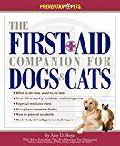 Le compagnon de premiers secours pour chiens et chats (animaux de prévention)