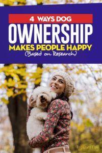 Les façons dont la propriété des chiens rend les gens heureux