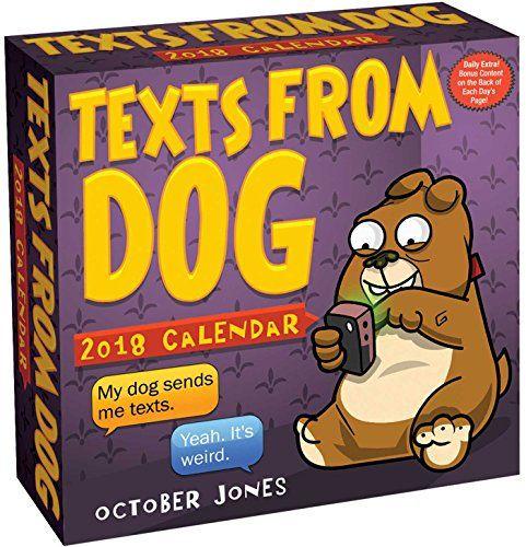Textes de Dog 2018 calendrier au jour le jour