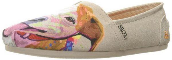 Chaussures Skechers Bob's Dog Print