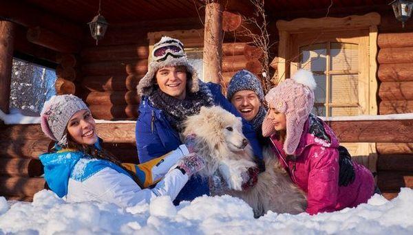 Maisons de vacances acceptant les chiens