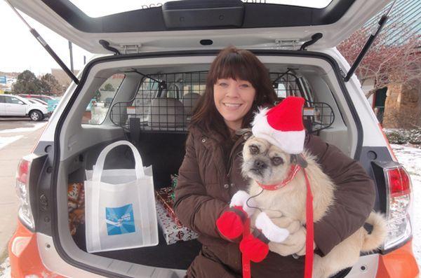 Aspca et Subaru veulent partager l`amour cette saison des vacances