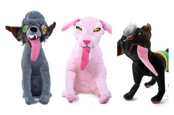 Évitez vos yeux! Ces jouets pour chiens prouvent que la laideur est la nouvelle adorable