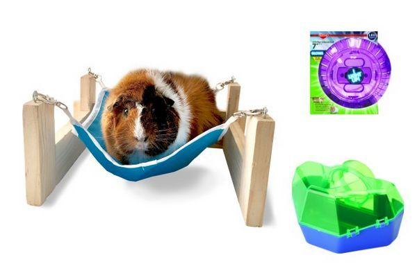 Kaytee aide les hamsters à l`éclairer avec de nouveaux produits