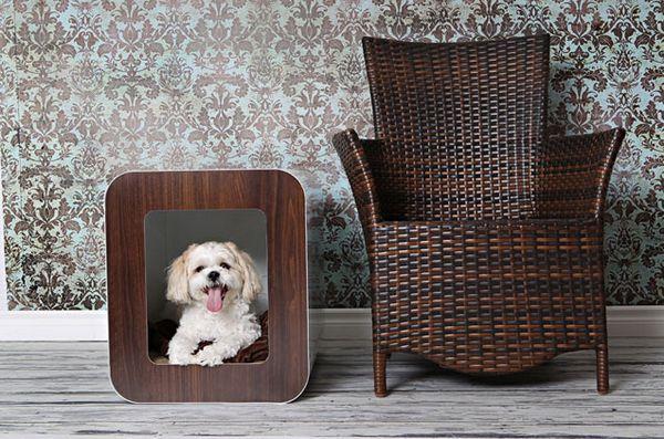 Kooldog maison de chien intérieure parfaite pour la vie de condo