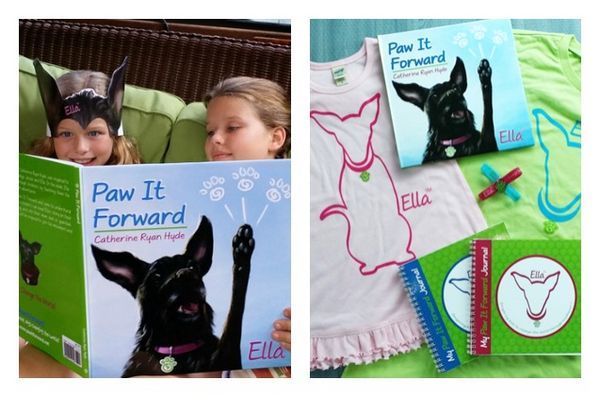 Paw it avec des actes de bonté au hasard pour les animaux de compagnie