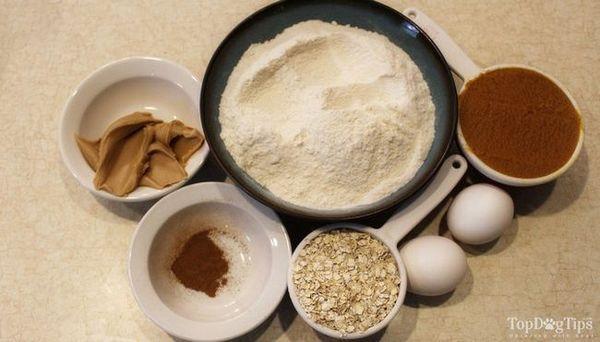 Recette: gâteries maison au beurre de cacahuète