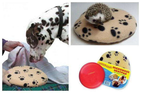 Le coussin chauffant Snugglesafe pour animaux de compagnie garde les enfants en fourrure chauds et confortables cet hiver