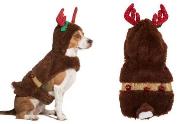 Ce costume de renne aura votre coeur trois fois trop gros!