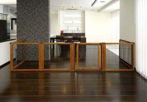 Best Dog Gates Intérieur pour la sécurité des animaux de compagnie