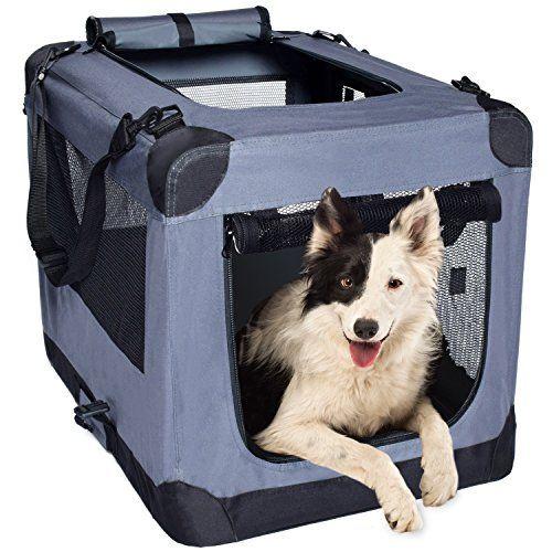 Arf Pets Dog Cage à caisse souple