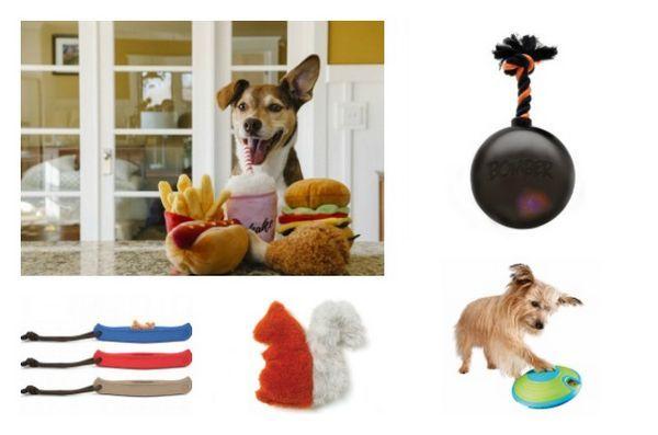Top 10 des jouets pour chiens