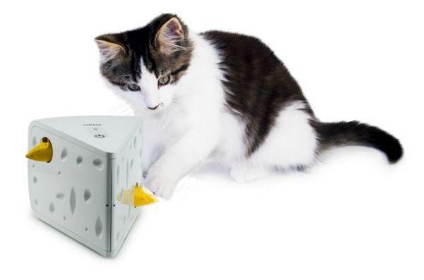 Meowy Catmas Gifts pour les chats et les fans de félins: PetSafe Cheese