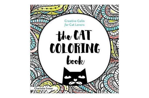 Meowy Catmas cadeaux pour les chats et les fans félins: Le livre de coloriage de chat