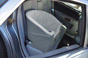 Meilleurs sièges d`auto pour chiens
