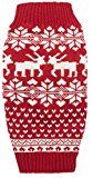 Lanyar's Reindeer Holiday Sweater pour chiens