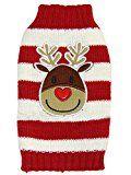 Pull tricoté pour chien Rook de Moolecole