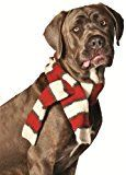Chilly Dog Blanc / Rouge Pet Scarf
