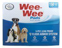 Coussinets de maison à quatre pattes Wee-Wee Puppy