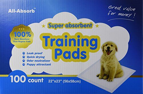 Coussins d`entraînement 100% absorbants