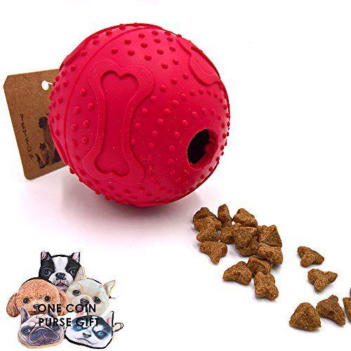 PetFun Christmas Smart Doggy Jouet de distributeur de friandises