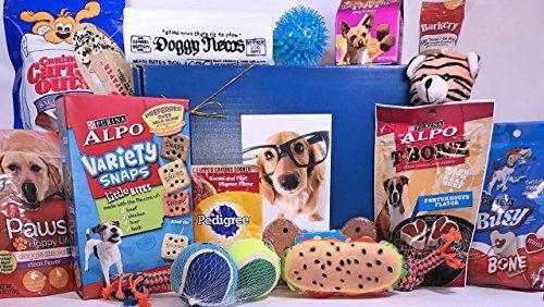 Panier de boîte cadeau Jumbo pour chien