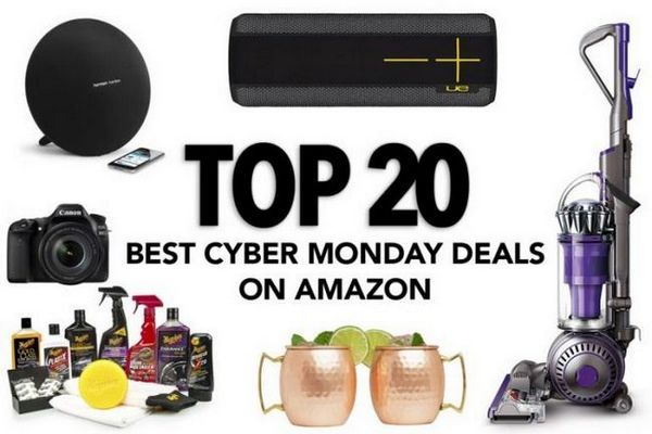 Top 20 des meilleures offres de cyber lundi sur amazon