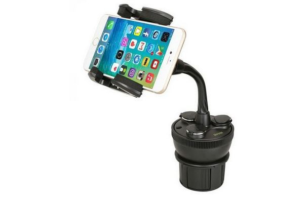 Le vendredi noir marque le début de l`année` /></p><p>Need hands-free visible navigation and access to your smartphone's music, Google Maps and traffic navigation apps? This holder from iKross has you covered. With its mount base sitting firmly in the cup holder of most vehicles, it provides close access to your device on the road. And its three extra car DC power sockets and two USB charging ports allow for charging of up to five devices for that big family road trip.<a href=