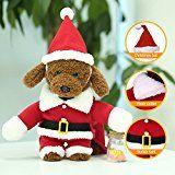 Pawaboo Pet Costume - Costume de Père Noël