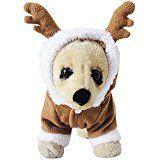 Vêtements de Noël pour chien Mixmax - Costume de renne