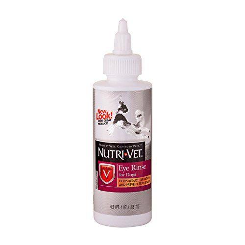 Nutri-Vet Rinçage pour les yeux de chien