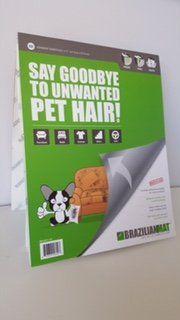 BrazilianMat Pet Hair Removal
