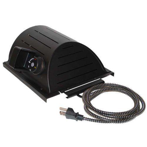 Chauffage et ventilateur de la maison de chien Akoma Heat-N-Breeze