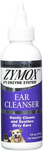 Zymox Ear Cleanser avec des enzymes bioactives